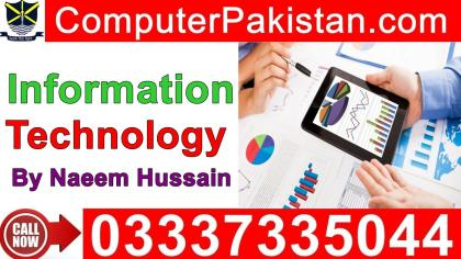 Importance of Information Technology in World