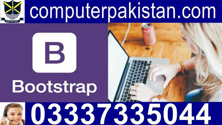 bootstrap tutorial for beginners step by step video in Pakistan