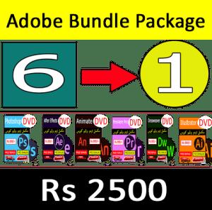 Adobe Bundle Package