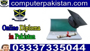 Online Diploma | Free Online Courses with Certificates | Computer Courses in Lahore Karachi Pakistan