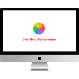 Slow iMac Repair Service Denton