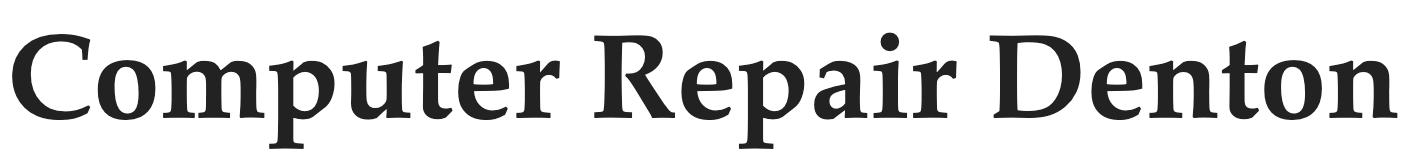 Computer Repair Denton