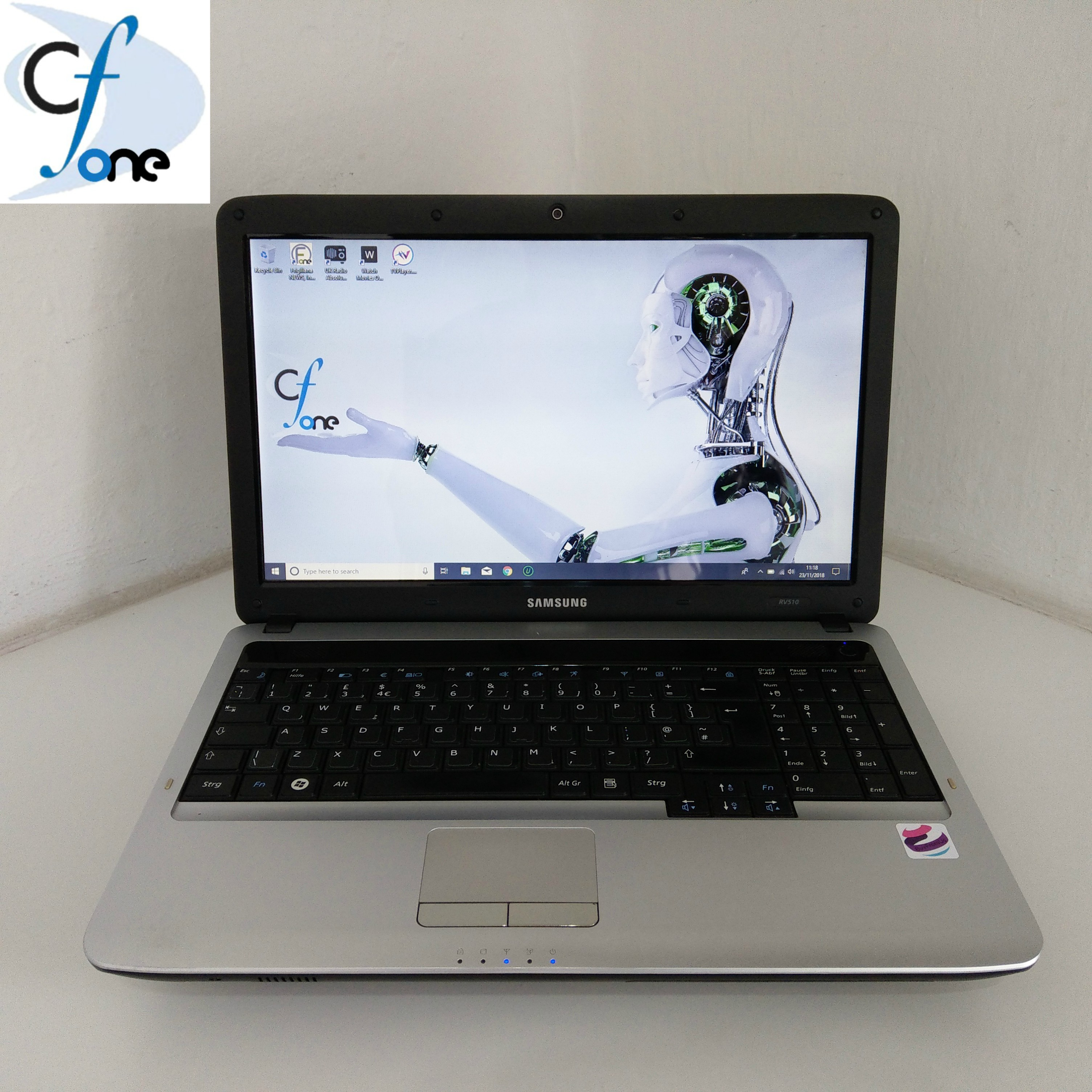 Buy Online with 12 months Guarantee Samsung RV510 Laptop Computer