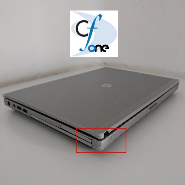 ONE YEAR hardware Guarantee HP Elitebook 8470P Refurb