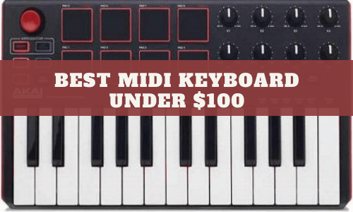 Best Midi Keyboard Under 100