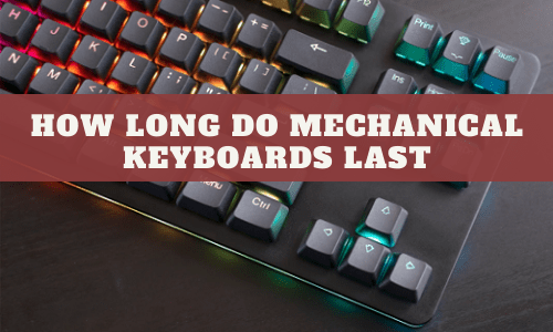 How Long Do Mechanical Keyboards Last