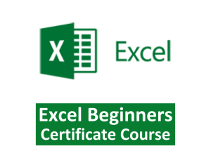 Certificate in Microsoft Excel Spreadsheets online training short course - the career academy Workface