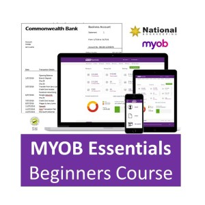 Compare MYOB Essentials Beginners Training Course with CTO, Applied Education, SpotED, Career Academy, Chisholm