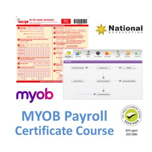 MYOB AccountRight Payroll Certificate Training Course - Industry Accredited Employer Recognised - CTO