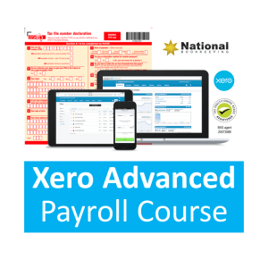Xero Accounting Training Courses Advanced Payroll Certificate - Industry Accredited, Employer Endorsed - CTO
