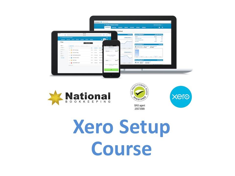 Xero Setup Training Course