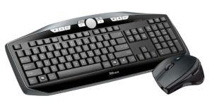 mouse e tastiera trust
