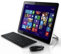 vaio all in one