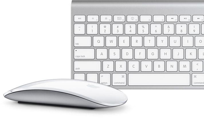 mouse e tastiera apple