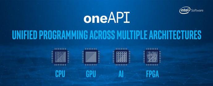 Intel lancia oneAPI, un linguaggio di programmazione per unire IA e HPC