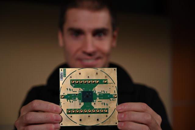 Intel e QuTech sviluppano un chip essenziale per il calcolo quantistico