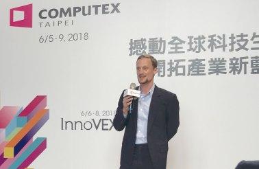 16個新創公司參加InnoVEX,是全球最大的國家代表團。荷蘭貿易暨投資辦事處提供