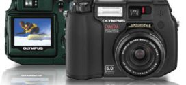 Olympus C-5050 Digital Zoom Camera