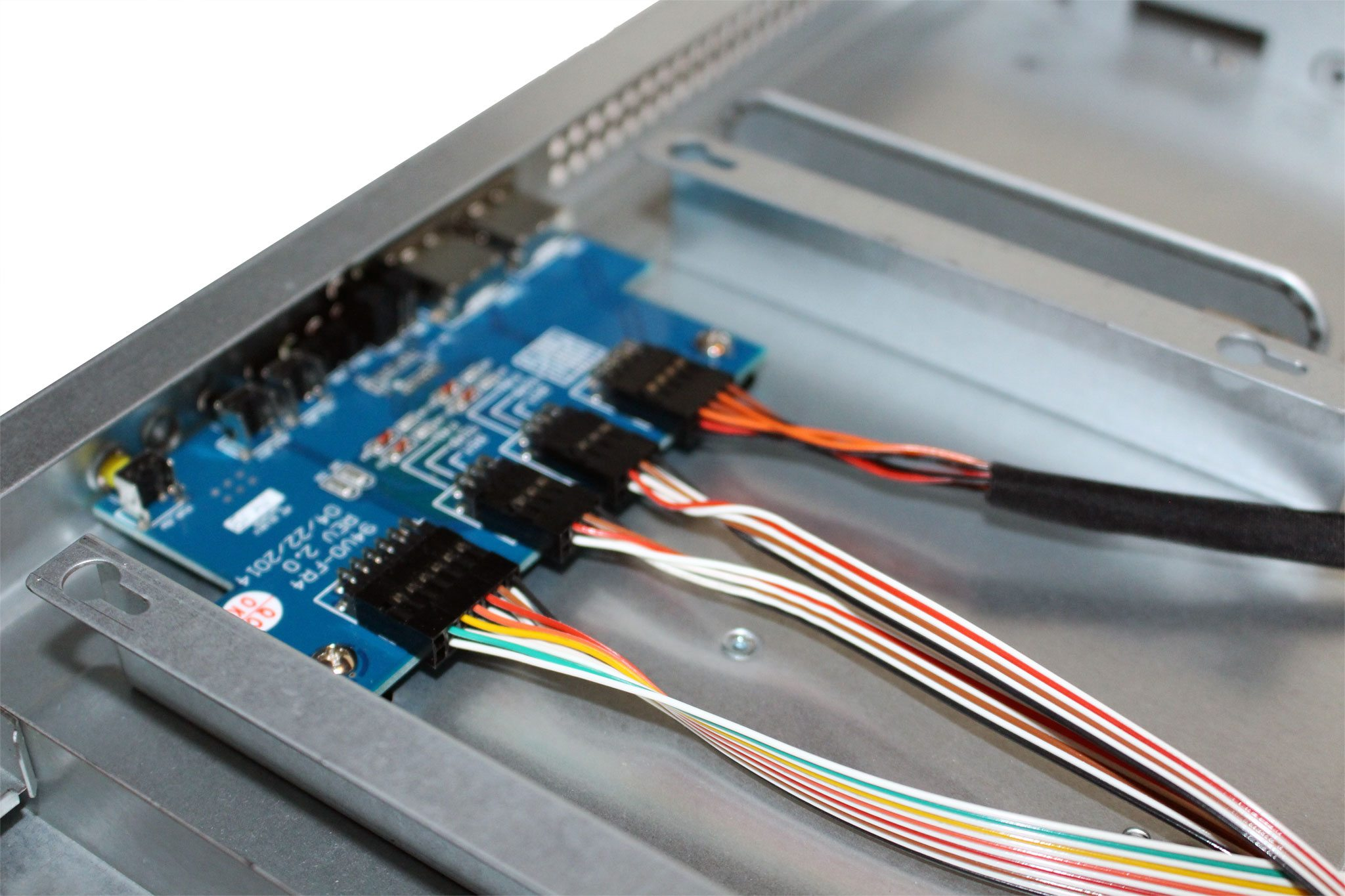 SilverStone RM-420 (8) - Computing on Demand
