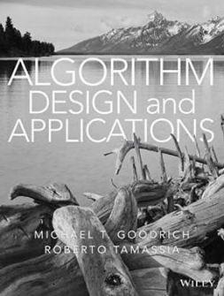 Algorithm Design and Applications