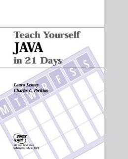 Teach Java in 21 Days