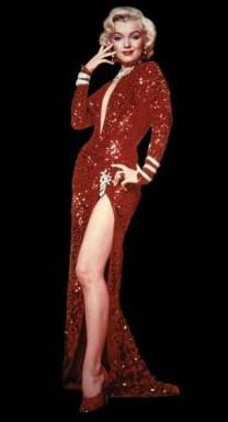 Mari Red dress