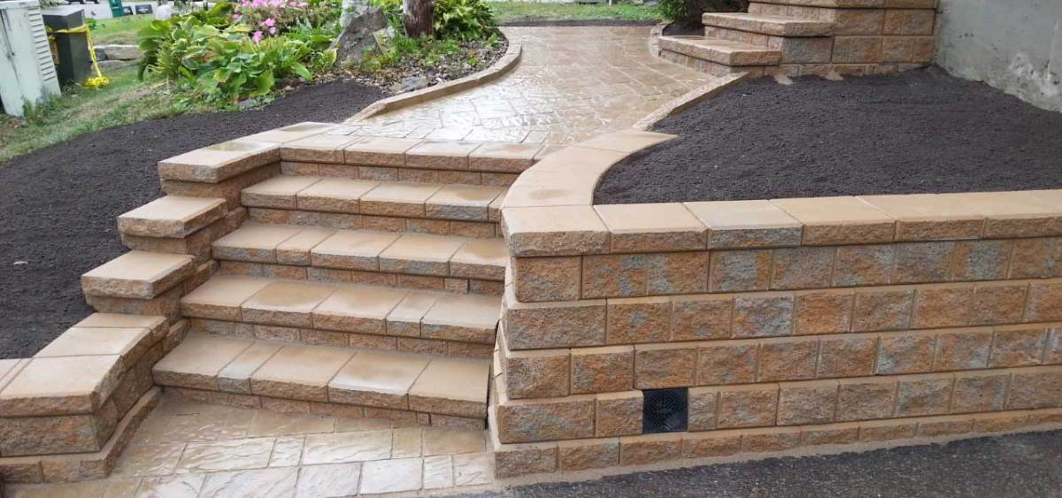Interlock Steps