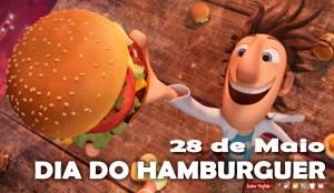 DIA DO HAMBURGUER