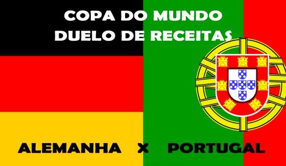 ALEMANHA E PORTUGAL