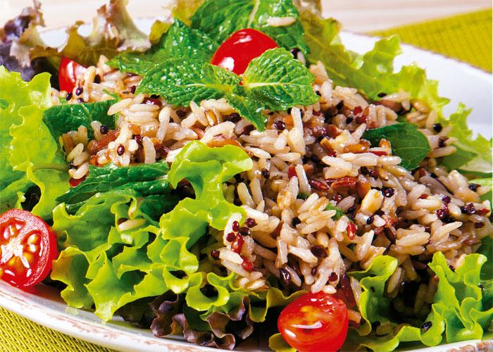 arroz-7-grãos-com-hortela