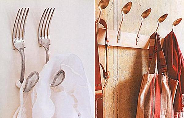 Decora o com talheres e pratos sabor perfeito - Reciclar objetos para decorar ...