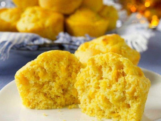 Muffins de Milho