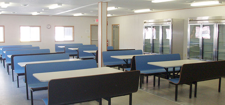 Modular Break Rooms Amp Lunch Rooms Commercial Structures