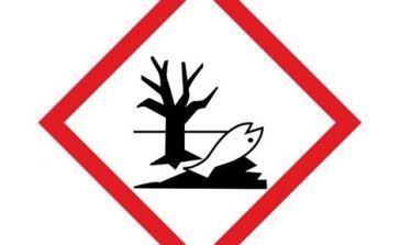 pictogramme danger pour l'environnement