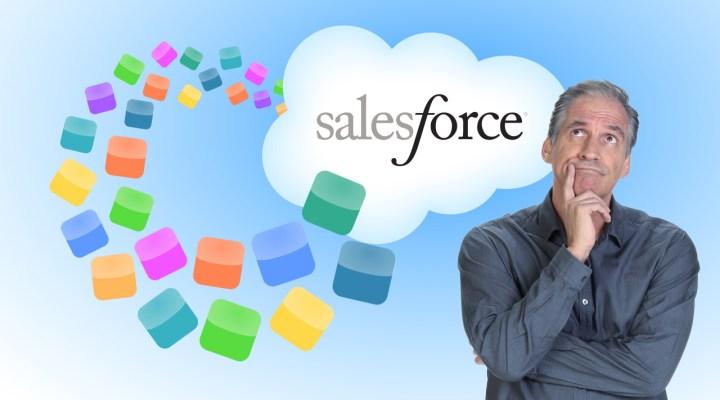Salesforce: An Invincible Tool of Cloud Computing