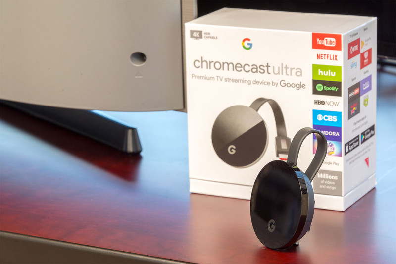 Google Chromecast Ultra review