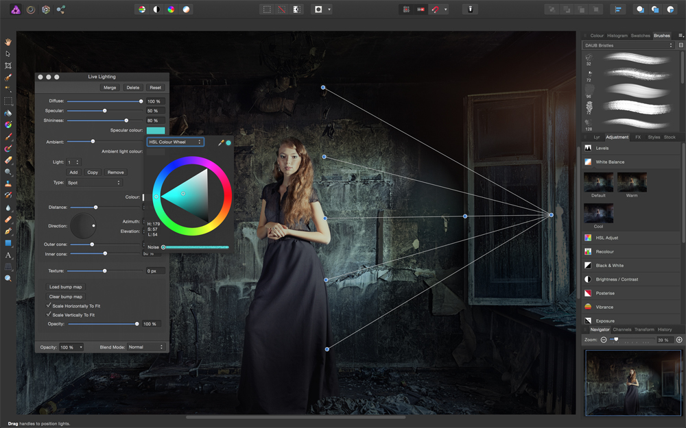 Serif Affinity Photo review