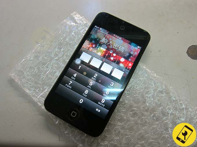 iPod Touch 4 換電池