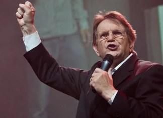 Em sua última cruzada, Bonnke mais de um milhão de pessoas foram evangelizadas