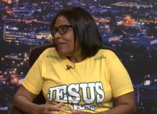 missionária Eleusa dá testemunho