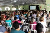 Release 124-2017 - Palestra da professora Maria Elisa Fonseca no Clube de Campo