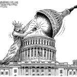 Open Government by Adam Zyglis Cartoon