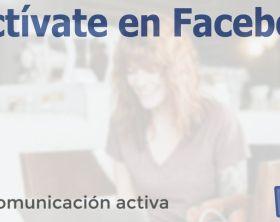 Taller Actívate en Facebook