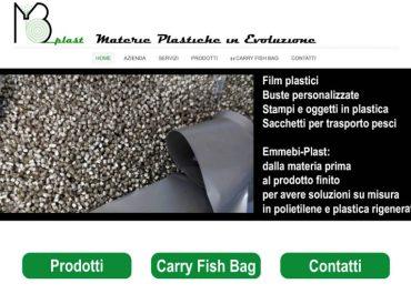 Il sito di Emmebi-Plast