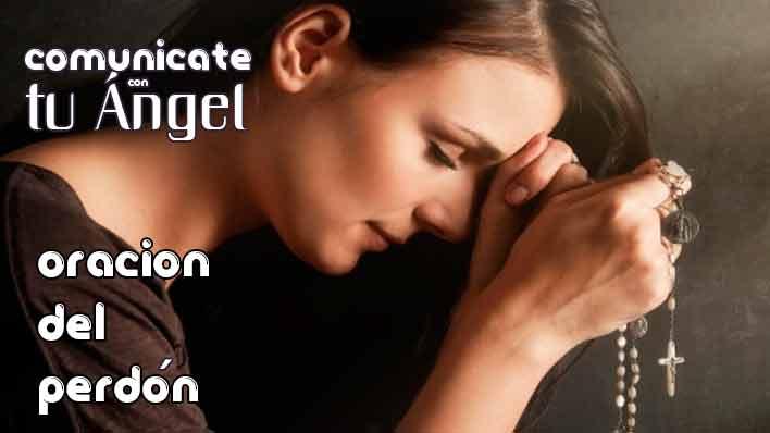 Oración del perdón