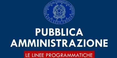 Pubblica Amministrazione linee guida