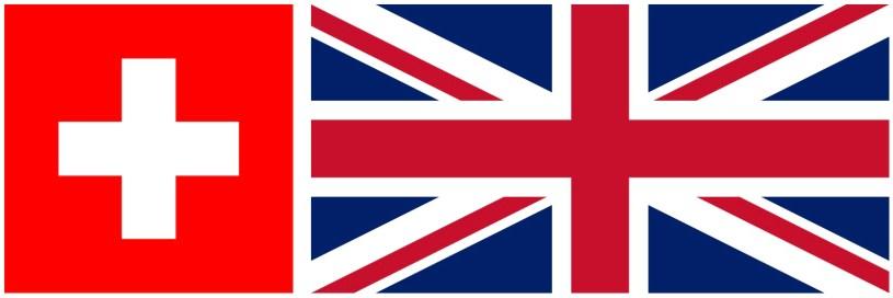Svizzera Gran Bretagna