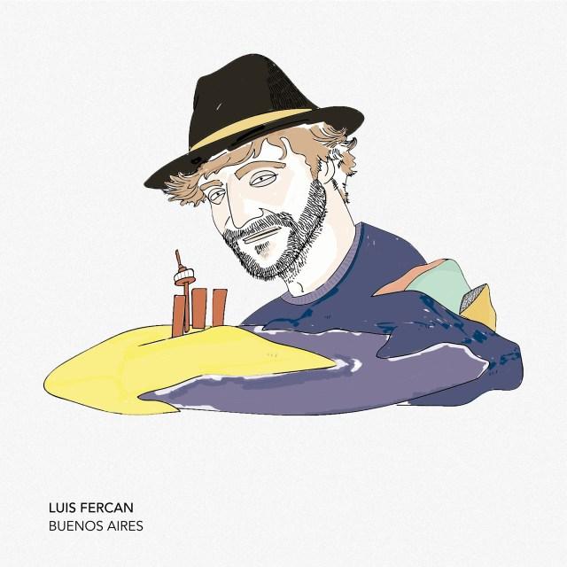 Luis Fercán estrena el single Buenos Aires