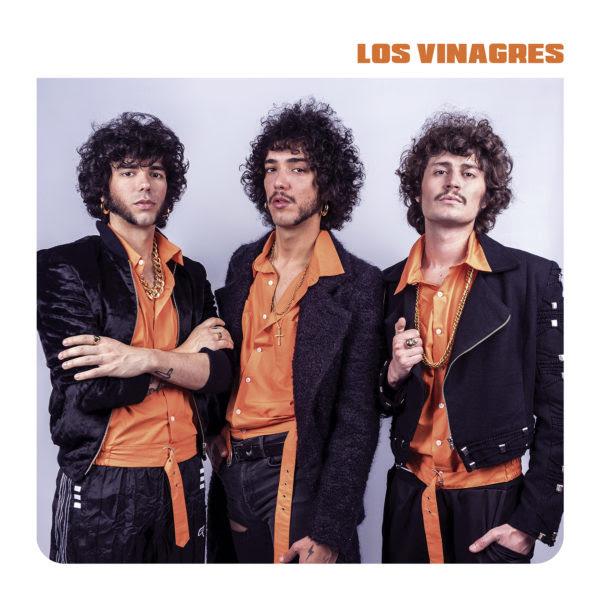 LOS VINAGRES publican su álbum debut LOS VOLCANES
