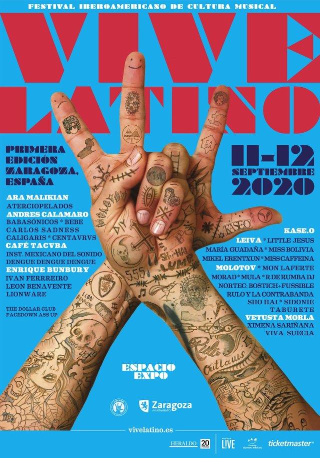Vive Latino atraviesa el Atlántico